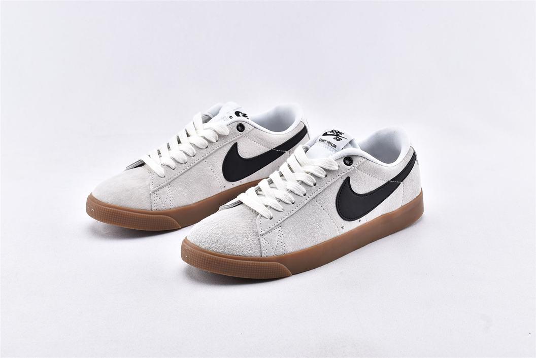 Nike SB Blazer Low GT Ivory Black Gum 5