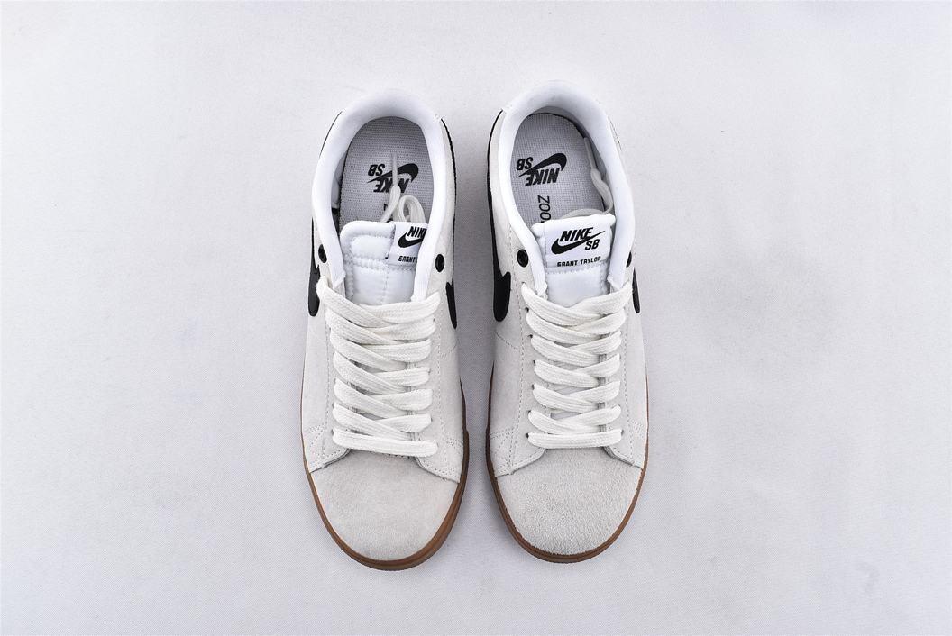 Nike SB Blazer Low GT Ivory Black Gum 6