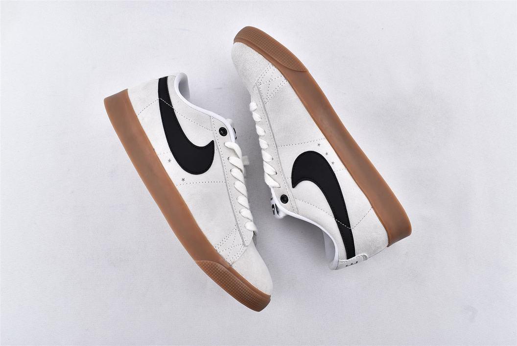 Nike SB Blazer Low GT Ivory Black Gum 7