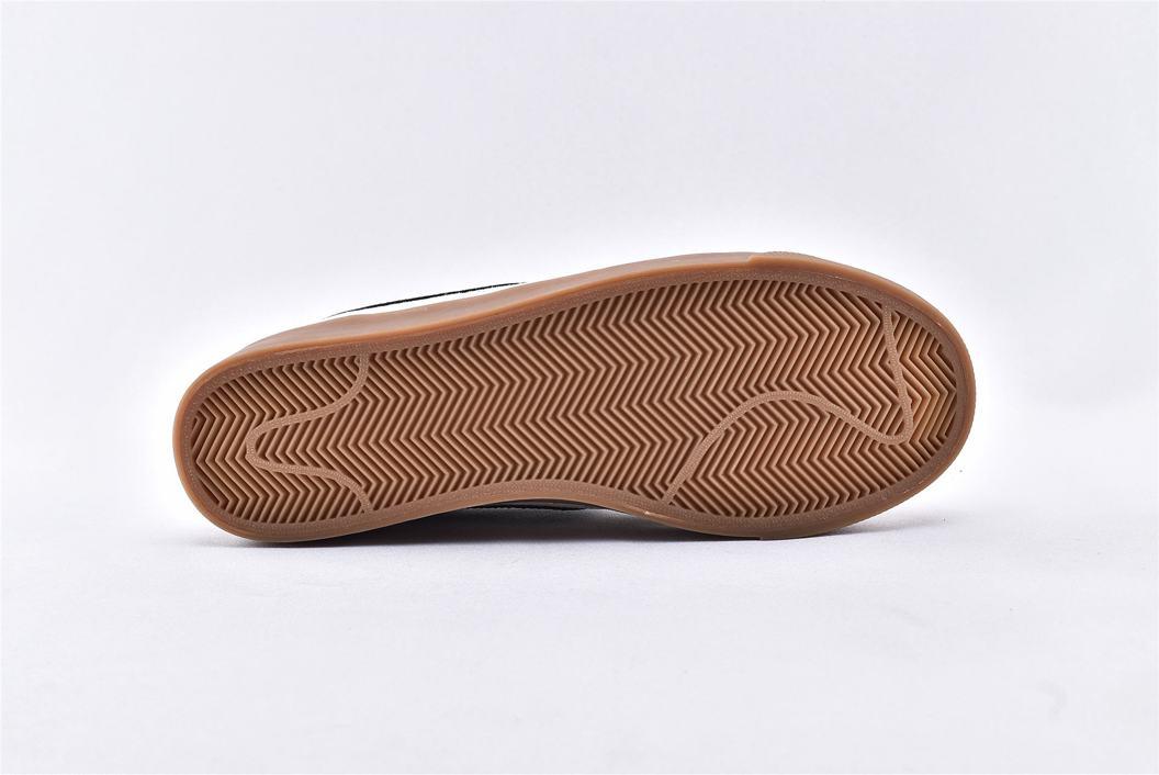 Nike SB Blazer Low GT Ivory Black Gum 8