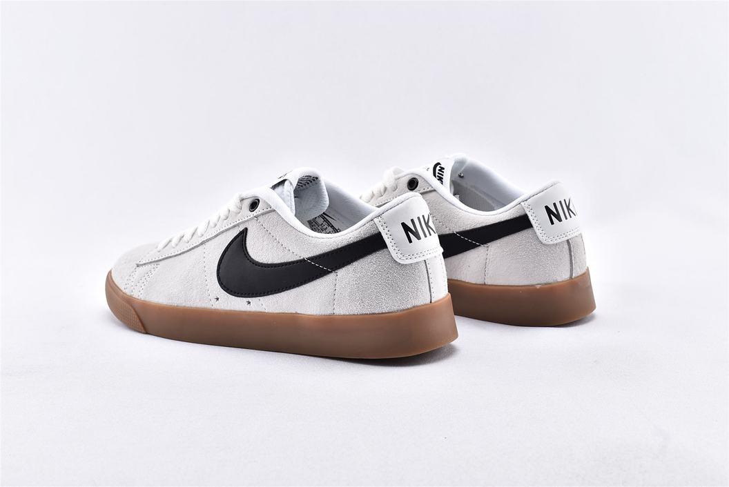 Nike SB Blazer Low GT Ivory Black Gum 9