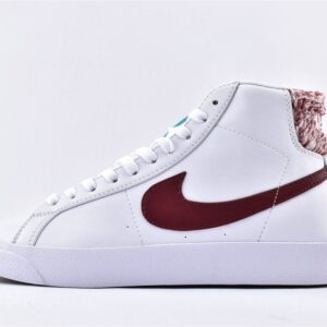 Nike SB Blazer Mid Team Red 1