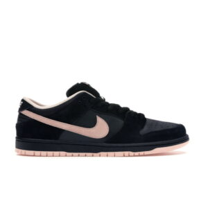Nike SB Dunk Low Black Washed Coral
