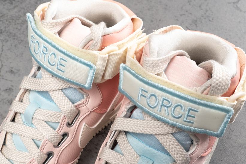 Nike Wmns Air Force 1 High Utility Force is Female 4