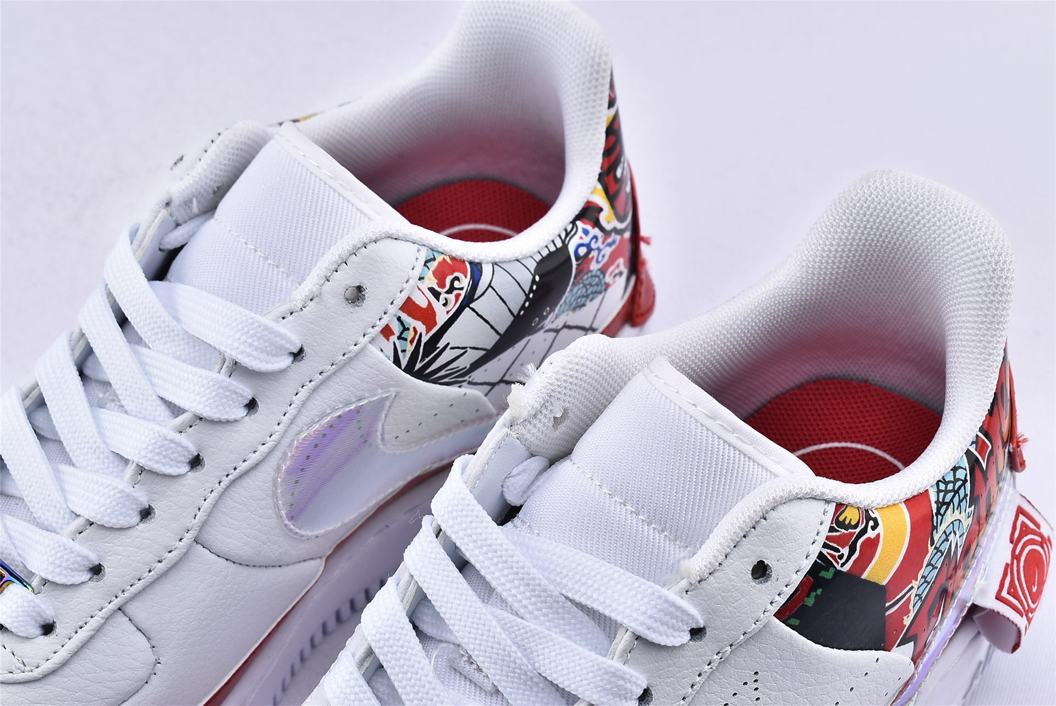 Nike Wmns Air Force 1 Jester XX FIBA 2019 China Exclusive 4