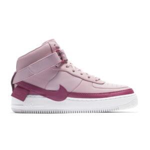 Nike Wmns Air Force 1 Jester XX High Plum Chalk