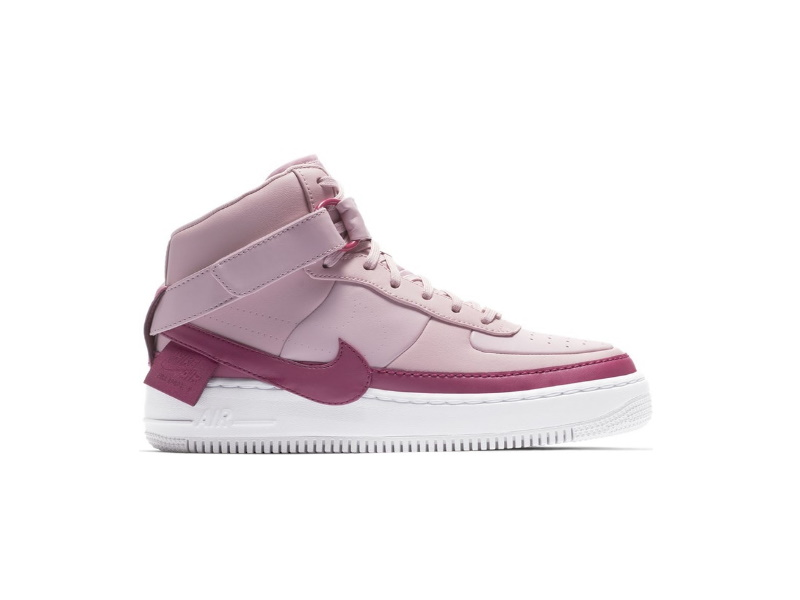 Nike Wmns Air Force 1 Jester XX High Plum Chalk
