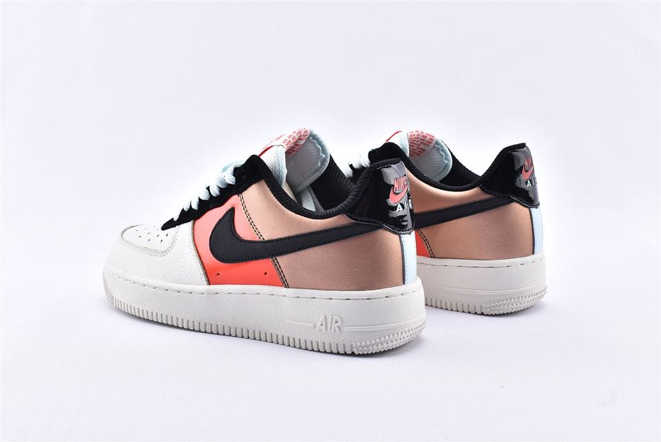 Nike Wmns Air Force 1 Low Mettallic Red Bronze 5