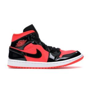 Nike Wmns Air Jordan 1 Mid Hot Punch
