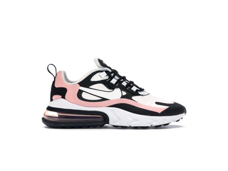 Nike Wmns Air Max 270 React Coral Black