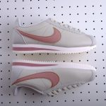 Nike Wmns Classic Cortez Leather Light Bone 9