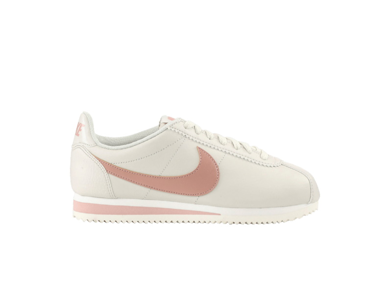 Nike Wmns Classic Cortez Leather Light Bone