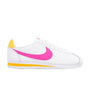 Nike Wmns Classic Cortez Leather Spring Pack Fuchsia