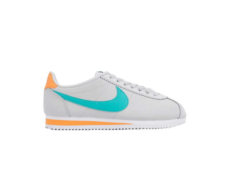 Nike Wmns Classic Cortez Leather Spring Pack Jade