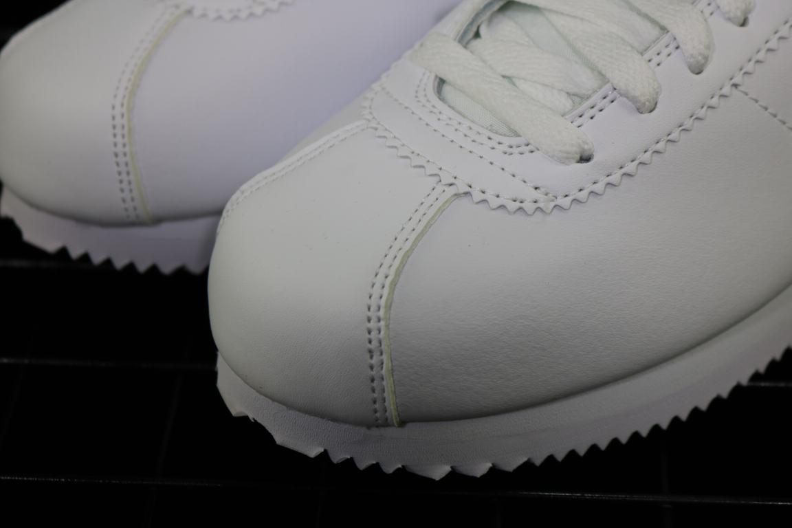 Nike Wmns Classic Cortez Leather White 6