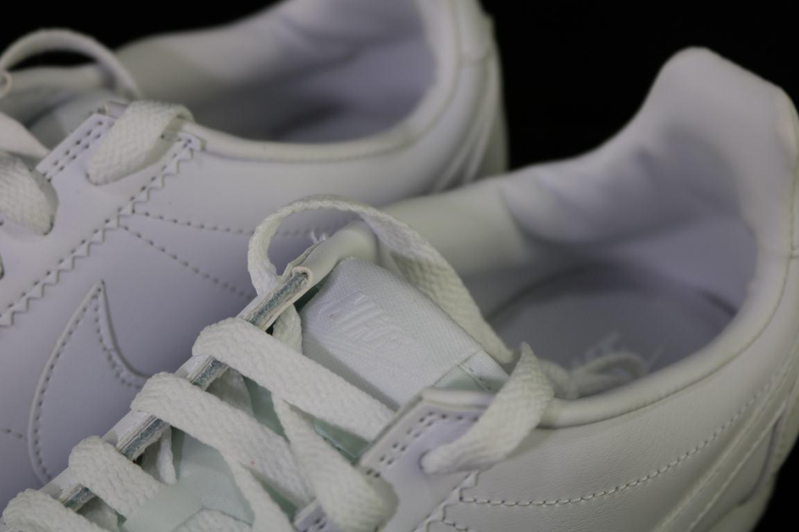 Nike Wmns Classic Cortez Leather White 7