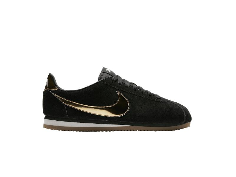 Nike Wmns Classic Cortez SE Metallic Gold