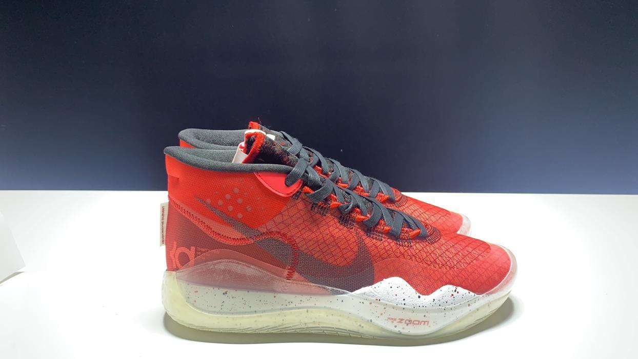 Nike Zoom KD 12 EP University Red 14