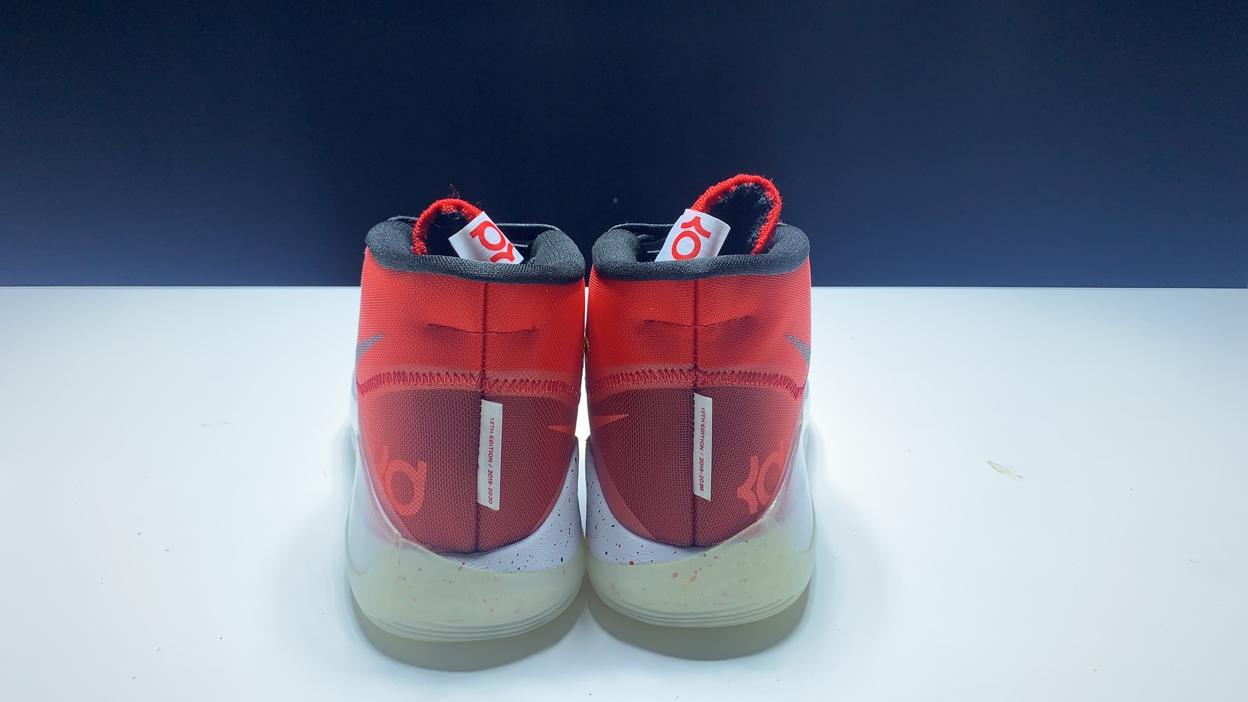 Nike Zoom KD 12 EP University Red 15