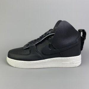 PSNY x Air Force 1 High Black 1