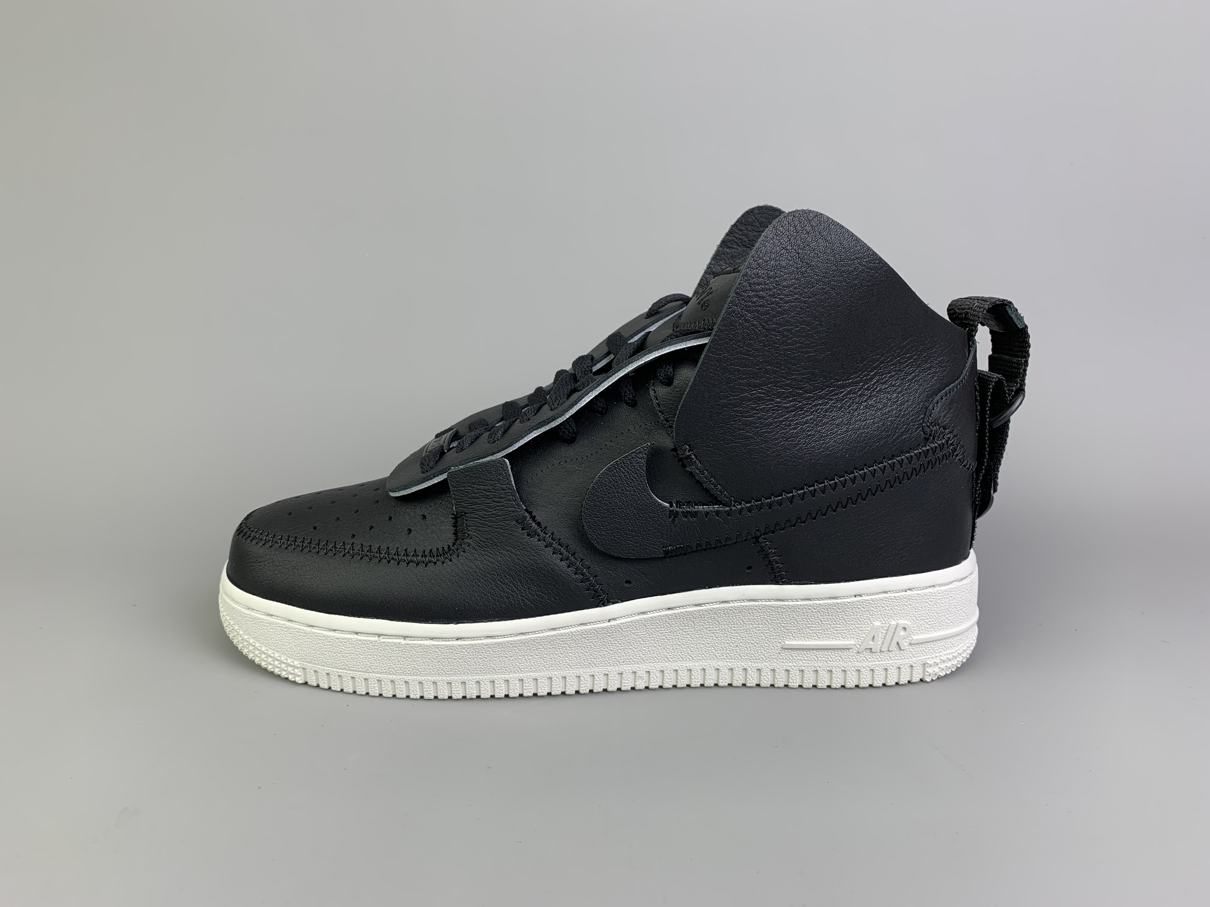 PSNY x Air Force 1 High Black 1