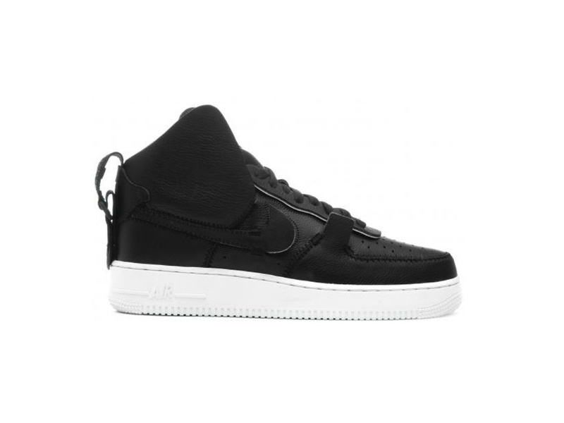 PSNY x Air Force 1 High Black