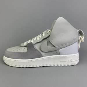 PSNY x Air Force 1 High Matte Silver 1