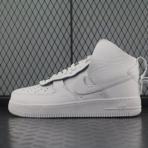 PSNY x Air Force 1 High Triple White 1