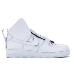 PSNY x Air Force 1 High Triple White