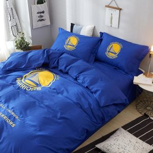 Postelnoe belyo Golden State Warriors Blue 1