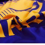 Postelnoe belyo Golden State Warriors Curry 30 Blue 3