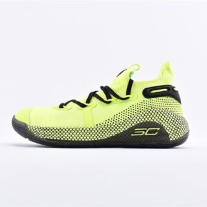 Under Armour Curry 6 Coy Fish 1