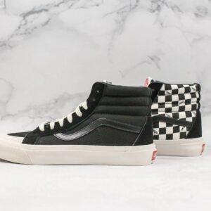 Vans OG Style 138 LX Black Checkerboard 1 1