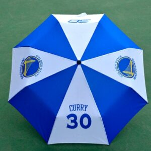 Zont NBA Golden State Warriors 30 Blue White Umbrella