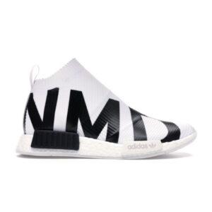 adidas NMD CS1 Primeknit NMD Print White