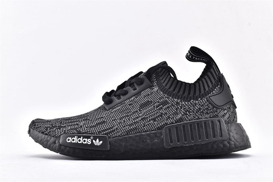 adidas NMD R1 Friends and Family Pitch Black 1