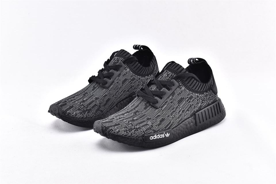 adidas NMD R1 Friends and Family Pitch Black 5