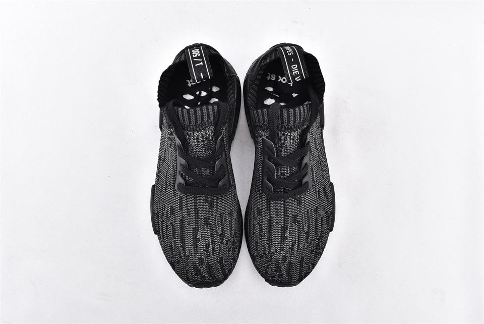 adidas NMD R1 Friends and Family Pitch Black 6