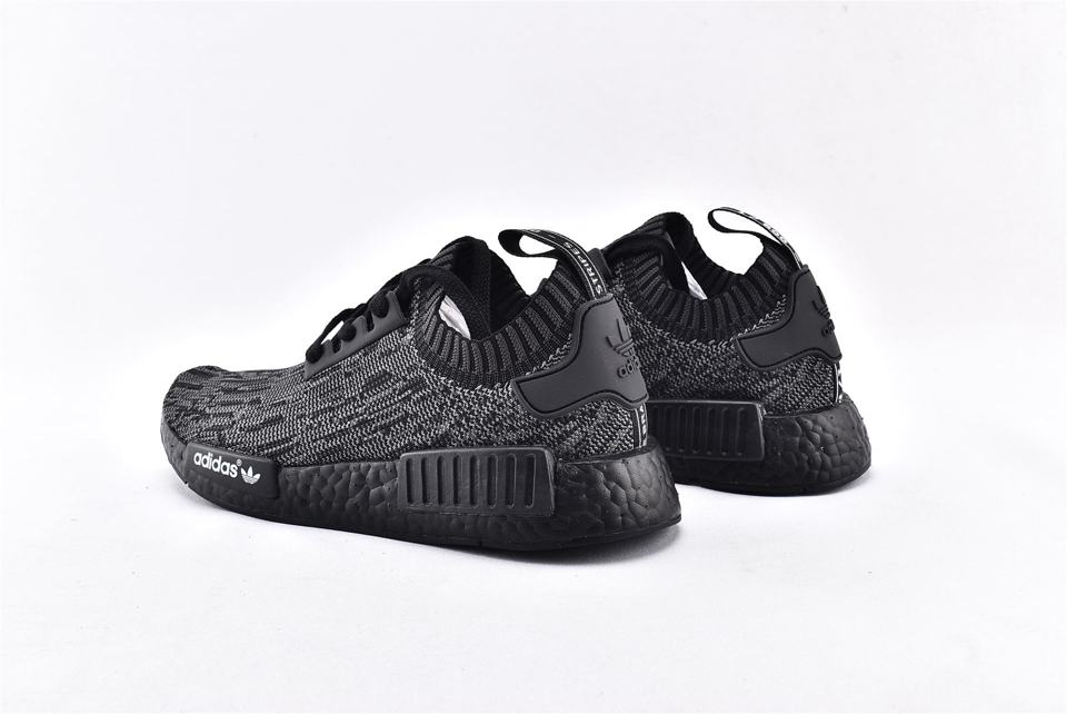 adidas NMD R1 Friends and Family Pitch Black 9