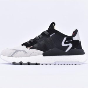 adidas Nite Jogger 3M Core Black Crystal White 1