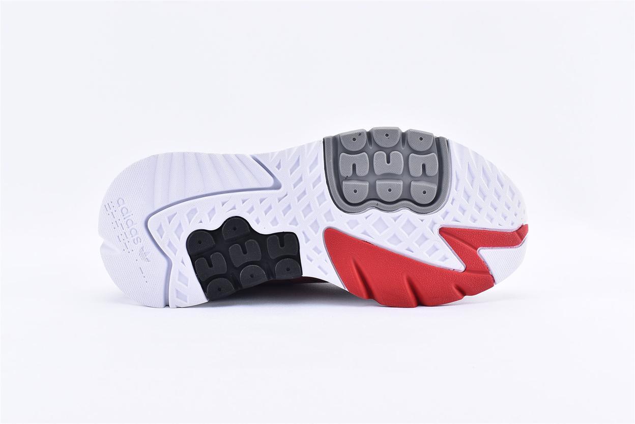 adidas Nite Jogger 3M Core Black Crystal White 8