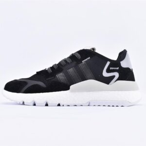 adidas Nite Jogger Core Black Raw White W 1