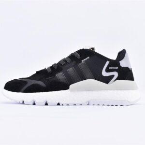 adidas Nite Jogger Core Black Raw White W 1