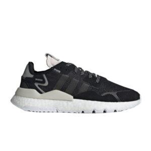 adidas Nite Jogger Core Black Raw White W