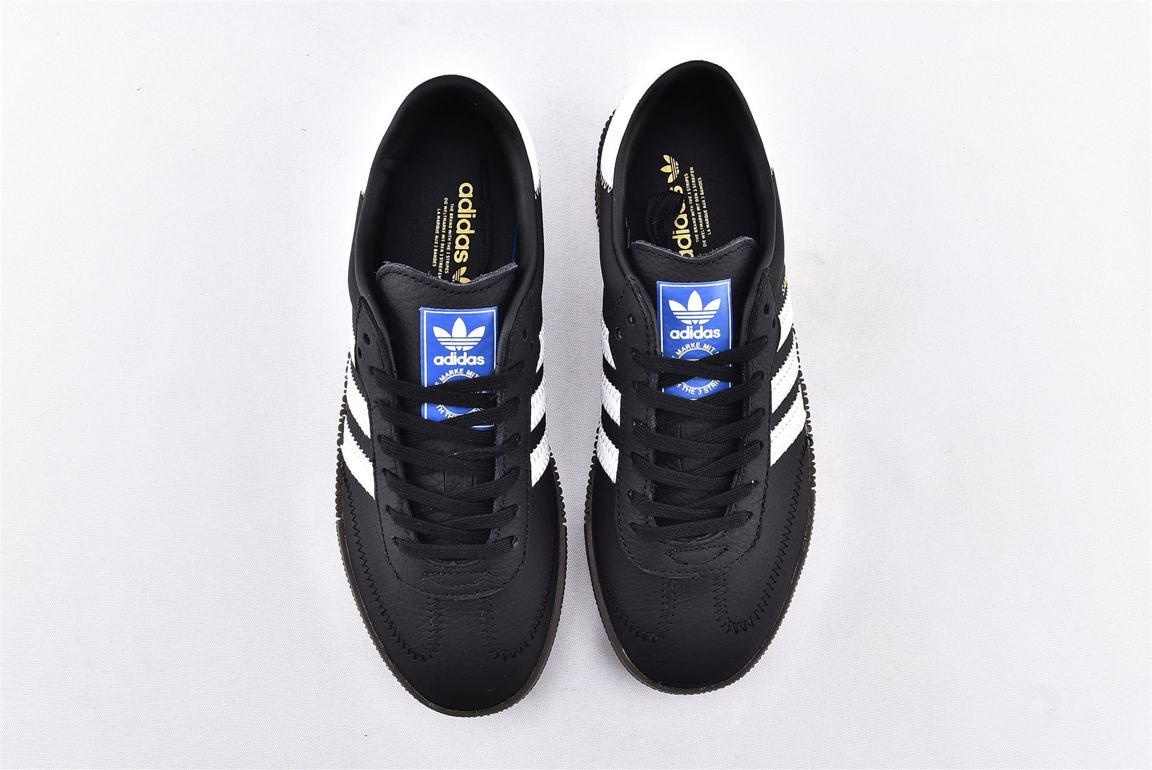 adidas Sambarose Black White Gum W 6