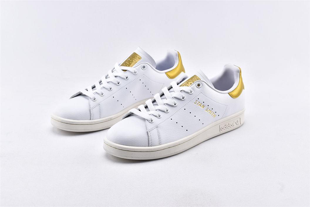 adidas Stan Smith Gold Leaf 5