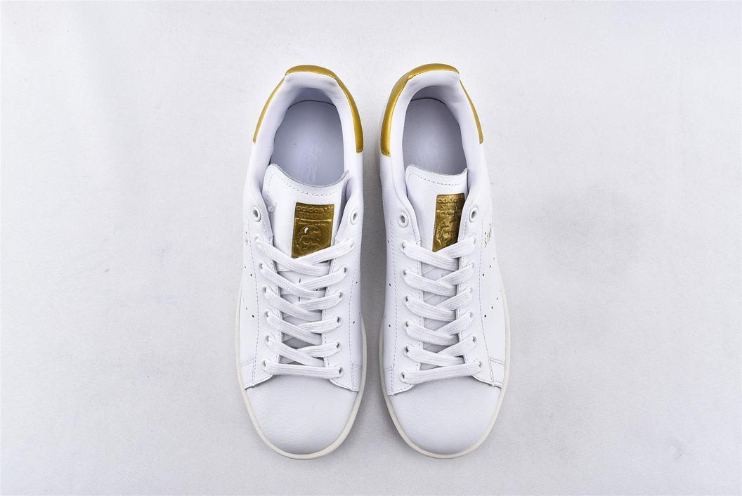 adidas Stan Smith Gold Leaf 6