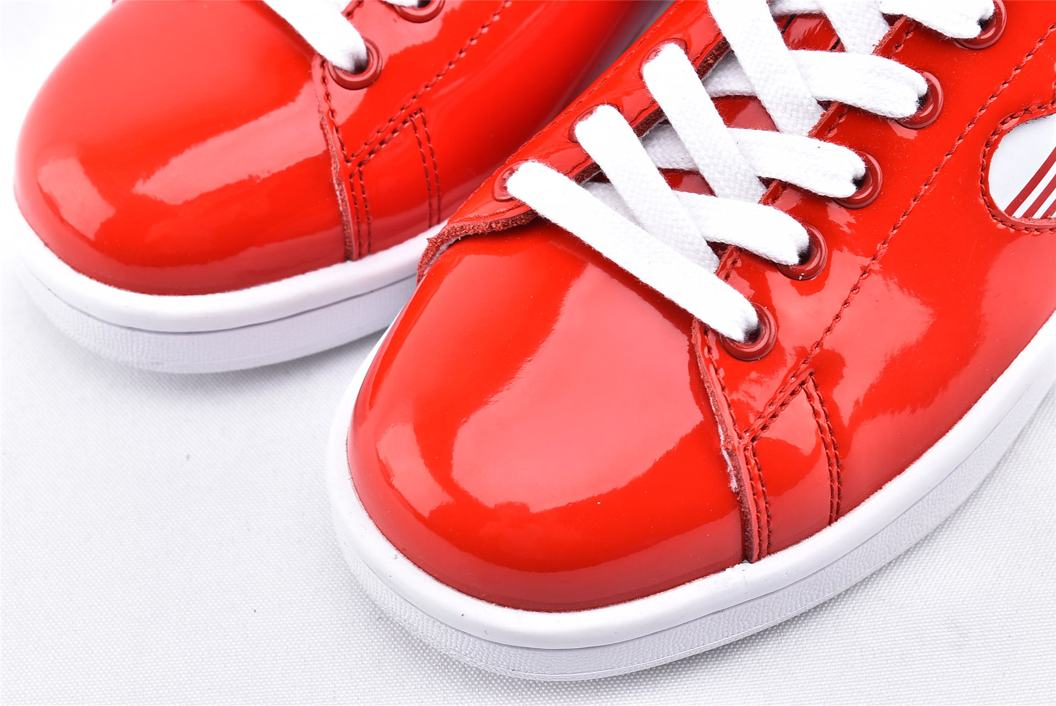 adidas Stan Smith Valentines Day 2019 Red W 3