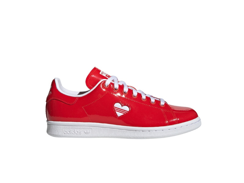 adidas Stan Smith Valentines Day 2019 Red W