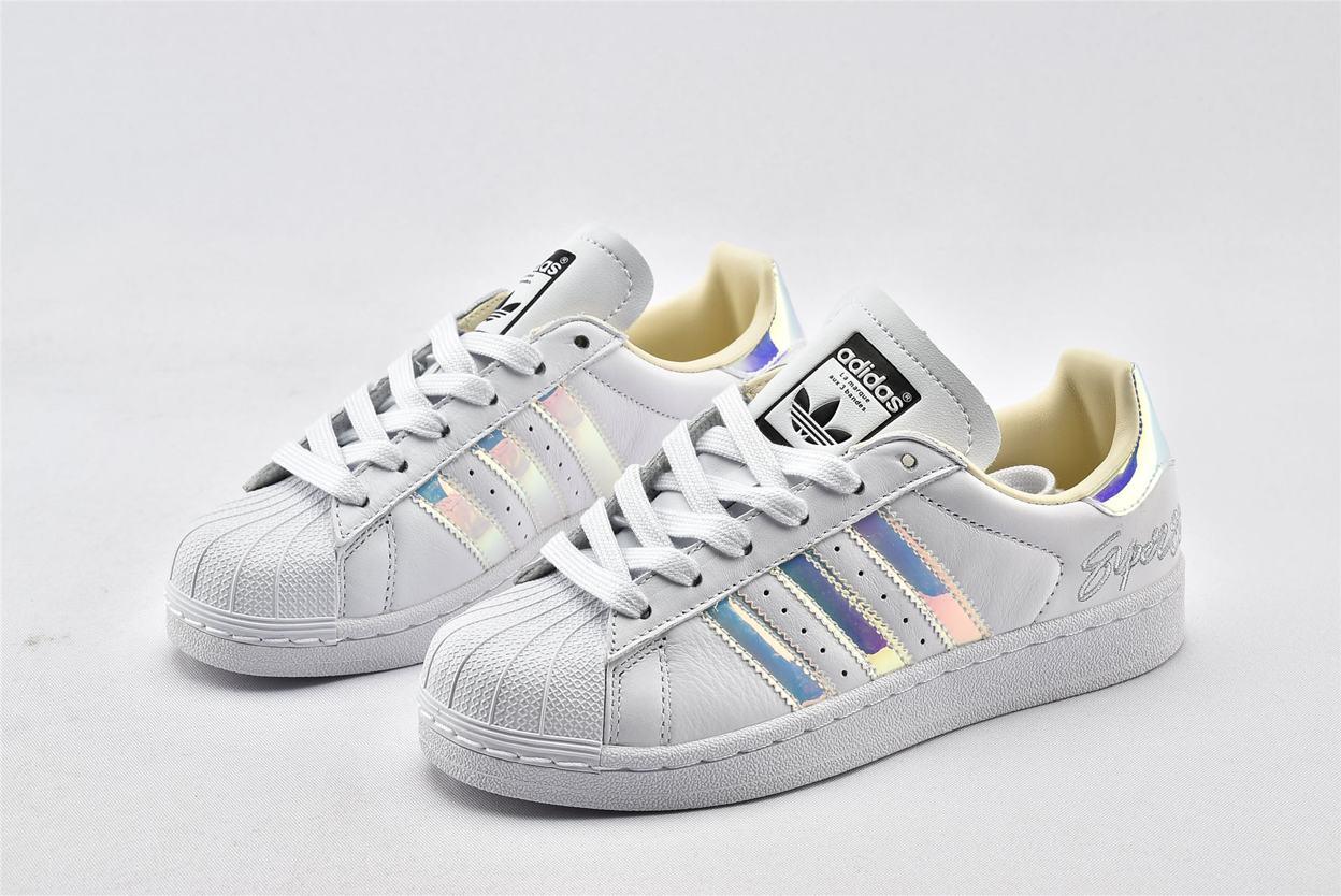 adidas Superstar Metallic Iridescent W 5
